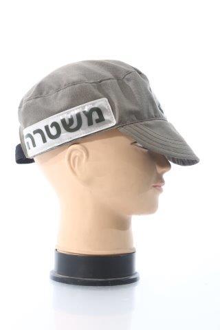 """כובע מצחיה המיועד לכוחות מג""""ב"""