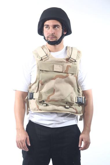 Ballistic gear